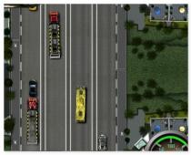 Автобус беглец гонки на выживание с террористами игра Speed Bus