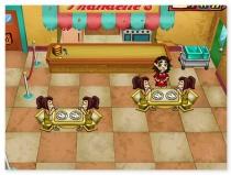 Приключения Официантки готовить еду игра Waitress Adventures