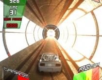 Гонки в космосе Гравитационная труба супер гонщик игра Gravity Driver