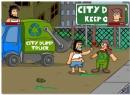 Hobo Бездомный Драка Бомжа игра аркада бродилка с драками
