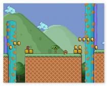 Приключения Марио бродилка Mario Adventures