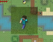 Майнкрафт Защита города Шахтерское ремесло 2 игра Minecraft Defence Tower 2