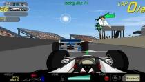 Инди гонки симфония скорости на этапе Формулы 1 Indy Racing Symphony