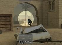 Мощный выстрел стрелялка клон Каунтер Страйк игра контра Flash Strike