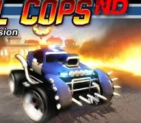 Полицейские из Ада Новое Измерение гонки на выживания игра Hell Cops New Dimension