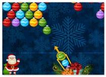 Лопать Пузыри Рождество новогодняя игра 3 шарика в ряд Bubble Shooter Christmas Pack