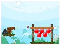 Лопать шарики пушка игра Кабумз KABOOMZ