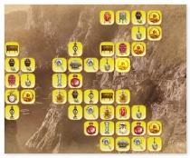 Маджонг Путешествие вокруг Света найди пару игра Аntique tour mahjong