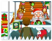 Магазин Подарков Деда Мороза управлять магазином Santa Gift Shop