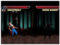 Смертельный поединок игра драки ретро игра СЕГА Mortal Kombat Karnage
