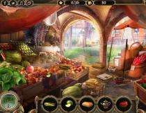 Итальянский базар поиск скрытых предметов на рынке игра The Italian Bazar