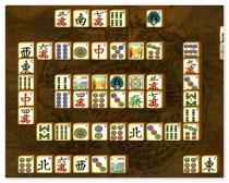Маджонг коннект часть вторая соединения найди пару игра Mahjong Connect 2