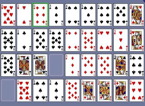 карты играть коврик в в