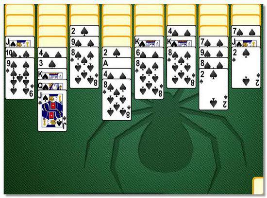 карточные игры пасьянсы играть бесплатно