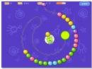 Зума Планеты три в ряд игра с шариками в линию разные цвета
