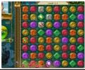 Сокровища Монтесумы три в ряд игра про ацтеков Montezuma Treasures