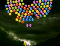 Лопай пузыри Новое соревнование Bubble Shooter A New Challenge 2