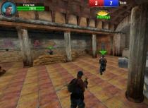 Схватка в метро стрелялка шутер Subway Clash 3D клон Counter-Strike