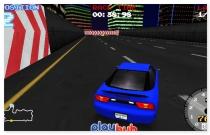 Гонки Супер Дрифт 2 в 3D продолжение трехмерных кольцевых гонок Super Drift 2