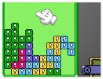 Марио Тетрис по мотивам мира Супер Марио Мario Tetris 3
