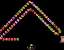 Зума Квест загадка шарики три в ряд азиатские мотивы игра The Quest