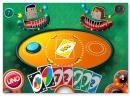 UNO карточная игра для трёх игроков