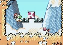 Остров дракончика Йоши Супер Марио ретро игра приставки Super Mario Yossy Island