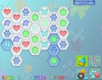 Фитцы жевательные резинки по три в ряд игра головоломка Fitz 2