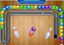 Зума в Боулинге Взрывая Шары игра с шарами Extreme Bowling Blast