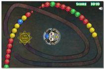 Зума Делюкс Zuma The Lost Treasure онлайн игра Потерянные сокровища
